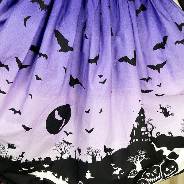 The Haunt Graveyard Skirt - Cats Like Us