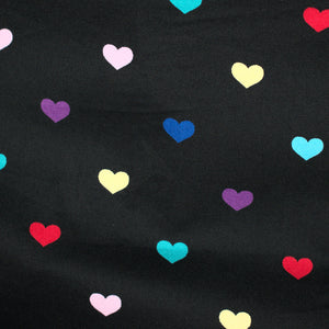 True Love Rainbow Hearts Dress
