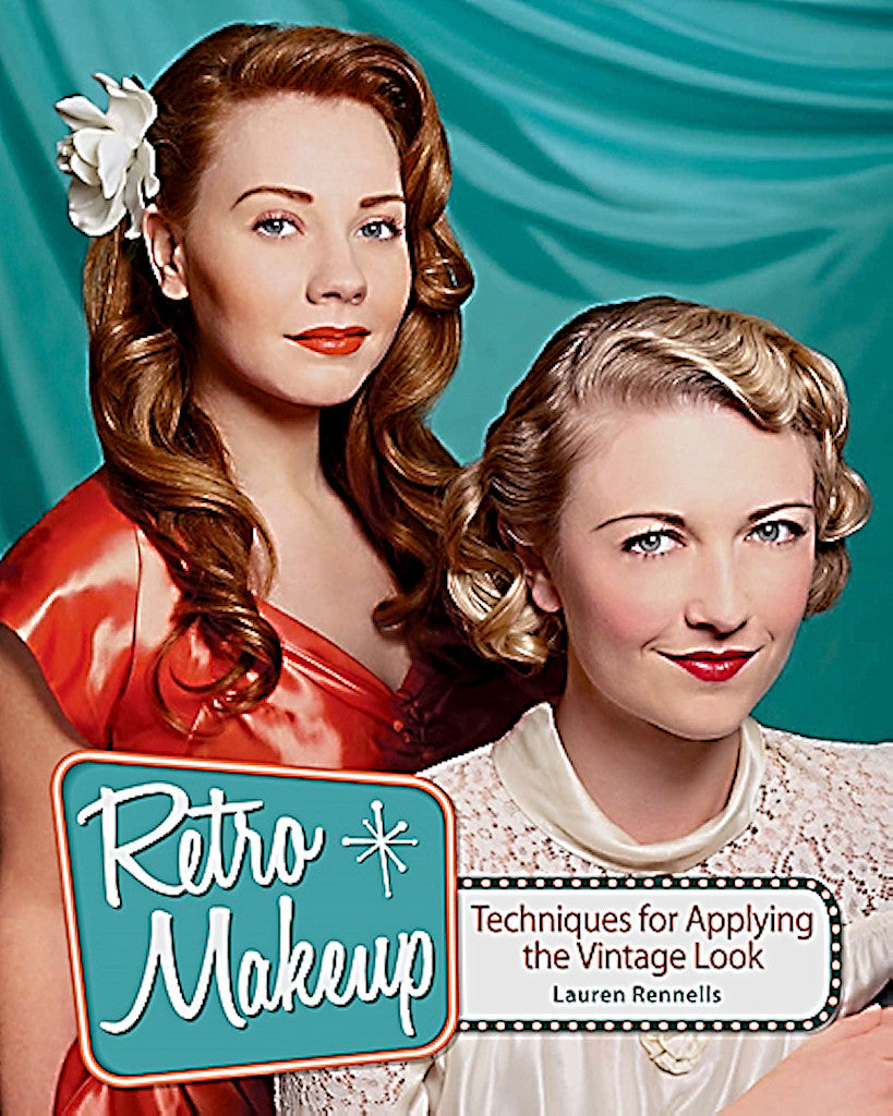 Retro Makeup Techniques by HRST Books