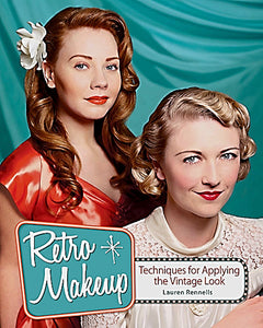 HRST Books Retro Makeup Techniques for sale at Cats Like Us