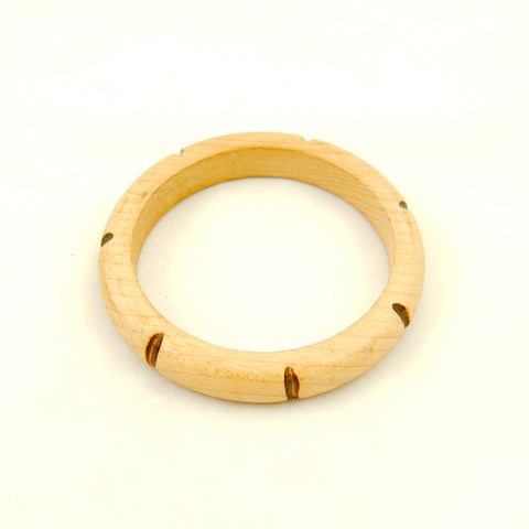 Light Wood Bangle