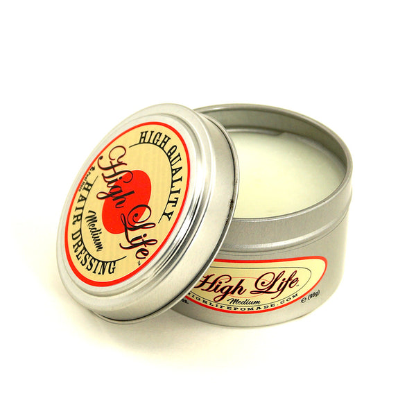 High Life Medium Pomade - Cats Like Us