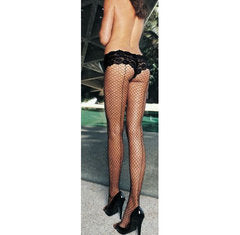Industrial Fishnet Pantyhose