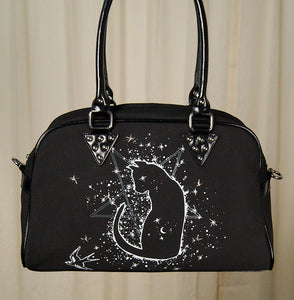Galaxy Cat Handbag