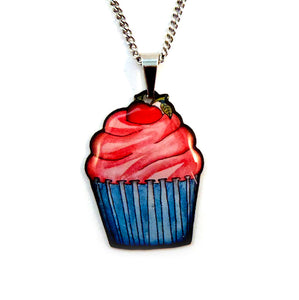 Cupcake Jewelry Gift Set by Jubly-Umph : Cats Like Us