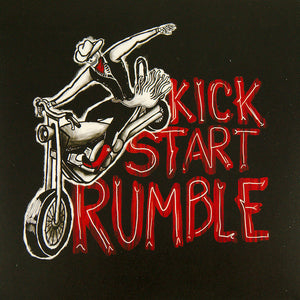 Kick Start Rumble CD by Kick Start Rumble : Cats Like Us