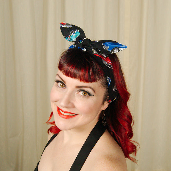Classic Car Hair Tie by Krampus Cuties : Cats Like Us