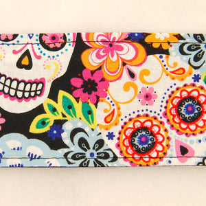 Colorful Sugar Skulls Hair Tie