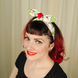 Happy Hour Hair Tie by Krampus Cuties : Cats Like Us