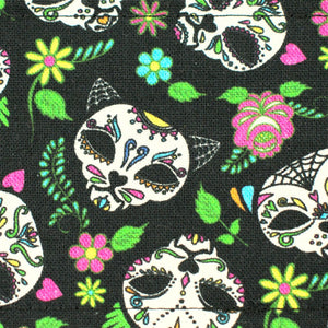 Los Gatos Skulls Hair Ties