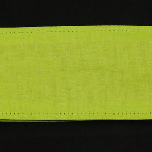 Solid Lime Green Hair Tie