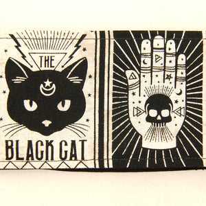 The Black Cat Cult Hair Tie by Krampus Cuties : Cats Like Us