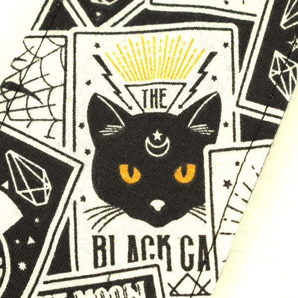 The Black Cat Tarot Hair Tie