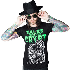 Tales From the Crypt Glowing T