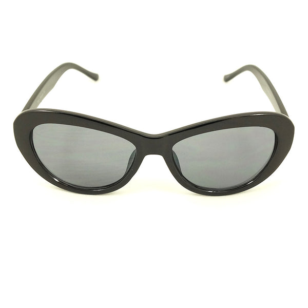 Black Animal Cat Eye Sunglasses by LA Sunglasses - Cats Like Us