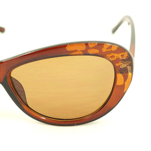 Brown Animal Cat Eye Sunglasses by LA Sunglasses : Cats Like Us
