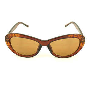Brown Animal Cat Eye Sunglasses - Cats Like Us