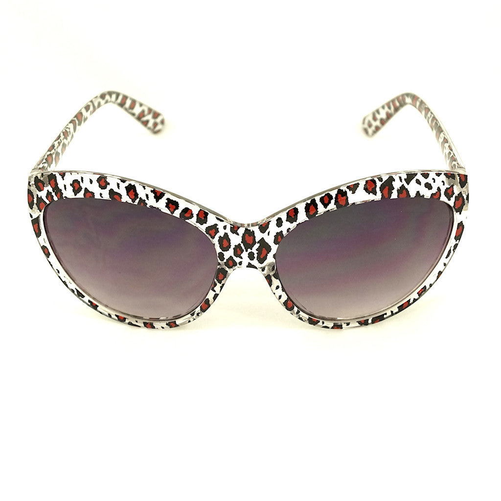 Clear Cat Fashion Sunglasses by LA Sunglasses : Cats Like Us