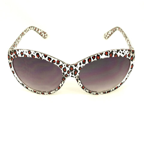 Clear Cat Fashion Sunglasses - Cats Like Us