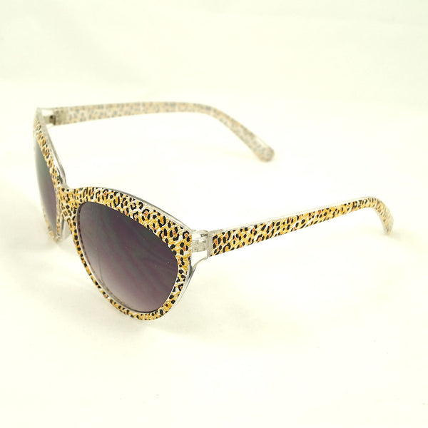 Leopard Cat Fashion Sunglasses by LA Sunglasses : Cats Like Us