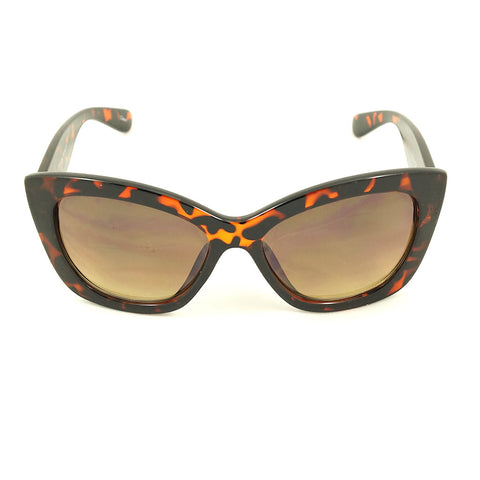 LA Sunglasses Tortoise Jet Sunglasses for sale at Cats Like Us - 1