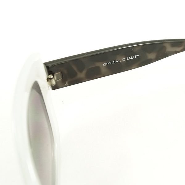 LA Sunglasses White Jet Sunglasses for sale at Cats Like Us - 3