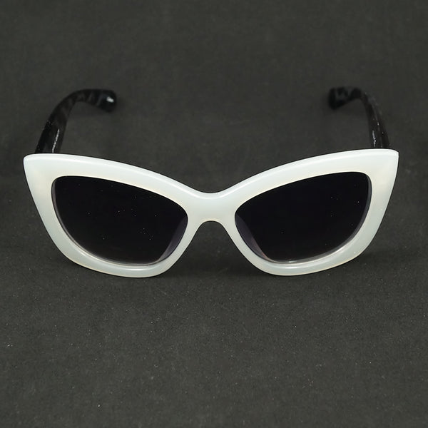 LA Sunglasses White Jet Sunglasses for sale at Cats Like Us - 4