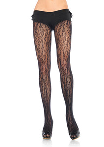 Leopard Net Pantyhose by Leg Avenue : Cats Like Us