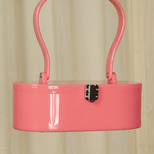 Lola Von Rose Pink Lola Von Rose Handbag for sale at Cats Like Us - 3
