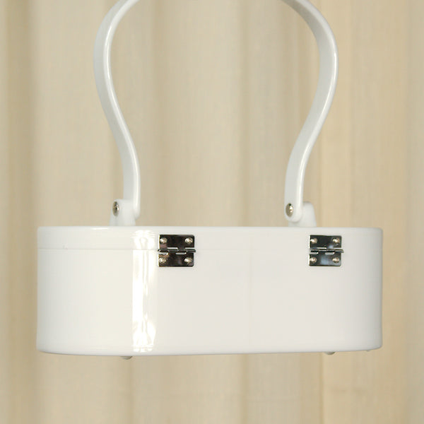 Lola Von Rose White Lola Von Rose Handbag for sale at Cats Like Us - 6