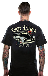 Custom Clean Car T Shirt by Lucky 13 : Cats Like Us