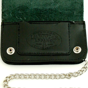 Grease and Glory Chain Wallet by Lucky 13