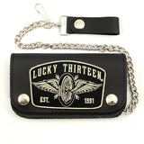 Lucky 13 Speedster Car Chain Wallet for sale at Cats Like Us - 1