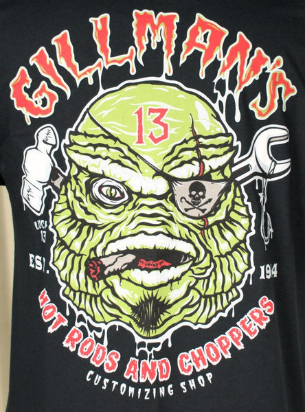 The Gillman Creature T Shirt - Cats Like Us