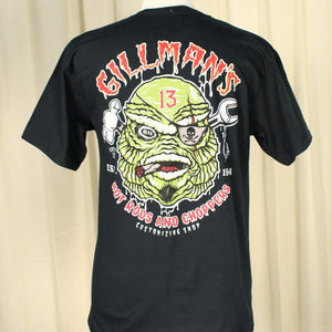 The Gillman Creature T Shirt