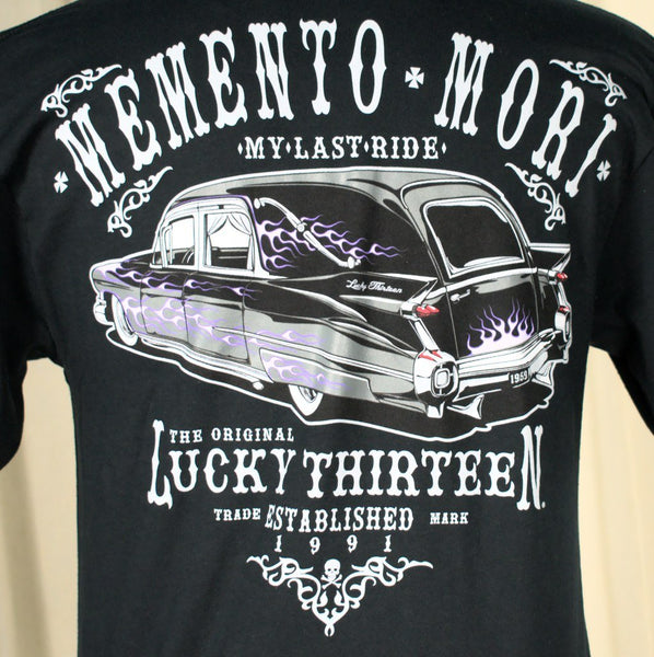 The Last Ride Hearse T