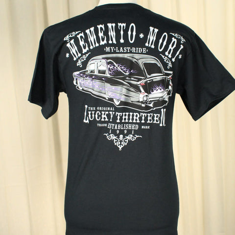 The Last Ride Hearse T - Cats Like Us