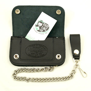 The Lucky Speed Chain Wallet by Lucky 13 : Cats Like Us
