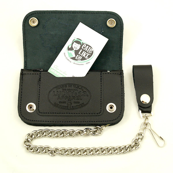 The Rat Rod Chain Wallet