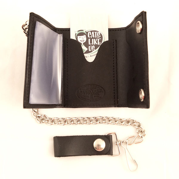 Lucky 13 Ye Old Wallet for sale at Cats Like Us - 4