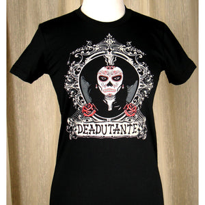 Deadutante T Shirt by Lucky Mule : Cats Like Us