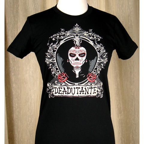 Deadutante T Shirt by Lucky Mule