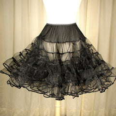 Basic Black Crinoline