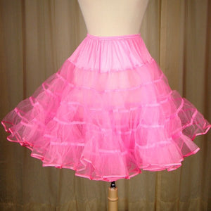 Hot Pink Crinoline - Cats Like Us