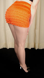 Orange Pettipants by Malco Modes