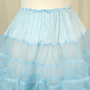 Powder Blue Crinoline by Malco Modes : Cats Like Us