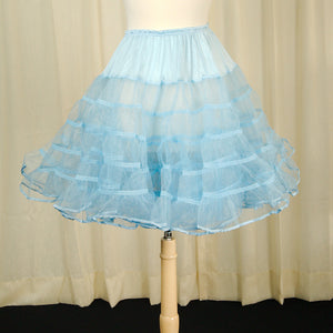 Powder Blue Crinoline - Cats Like Us