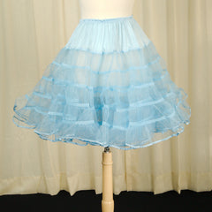 Powder Blue Crinoline