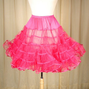 Raspberry Crinoline by Malco Modes : Cats Like Us