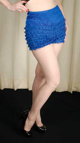 Royal Blue Pettipants by Malco Modes